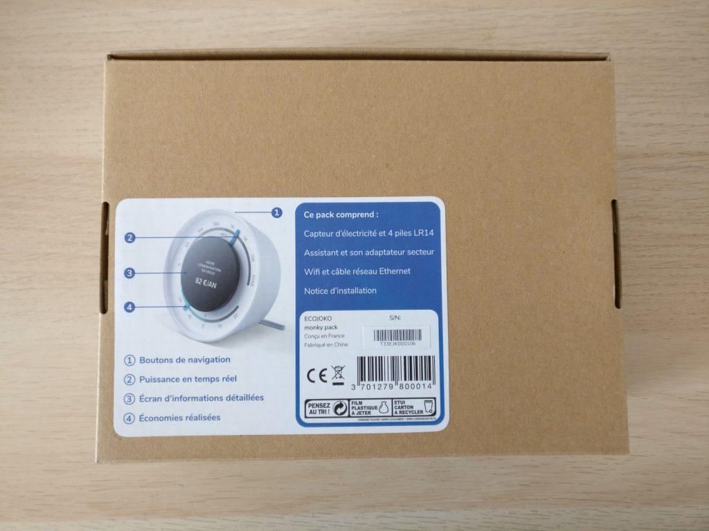 ecojoko packaging back