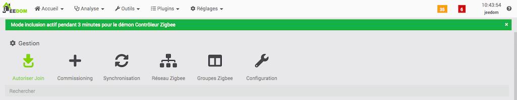 multiprise connectee zigbee 4 prises 2 ports usb jeedom eedomus 16