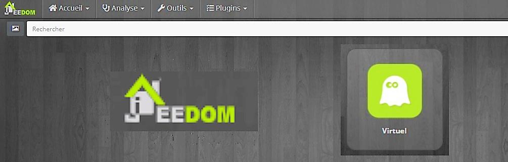 Création d'un virtuel sur Jeedom pour activer et désactiver des scènes