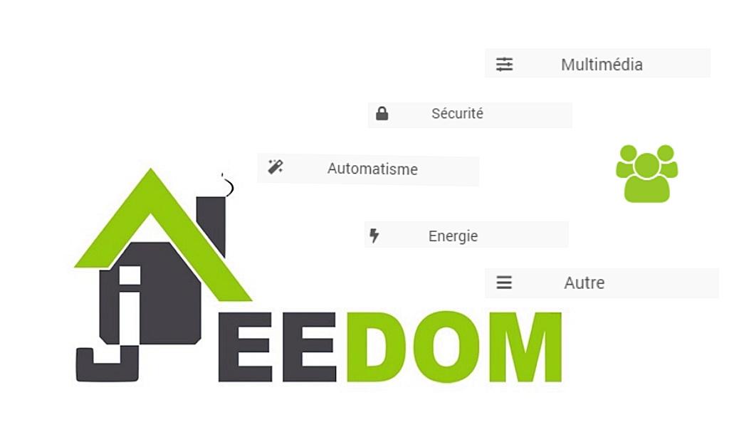 Utilisation des labels/tags avec Jeedom