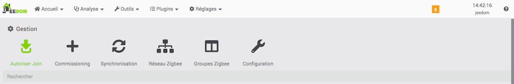 plugin zigbee officiel jeedom domotique 16
