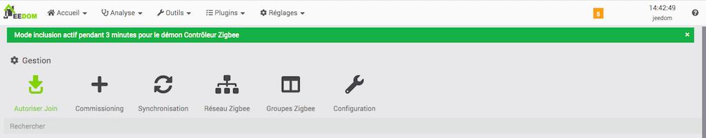 plugin zigbee officiel jeedom domotique 18