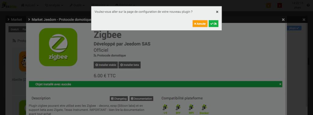 plugin zigbee officiel jeedom domotique 9