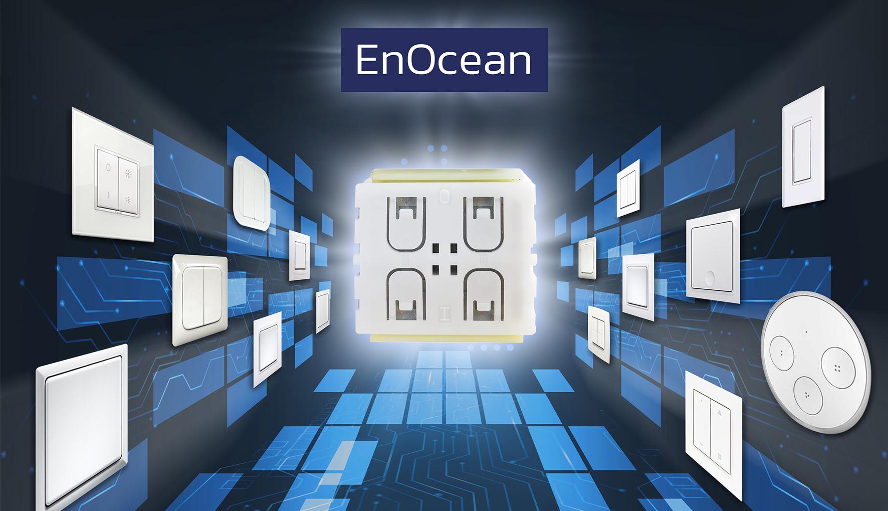 La technologie sans fil sans pile EnOcean fête ses 20 ans !
