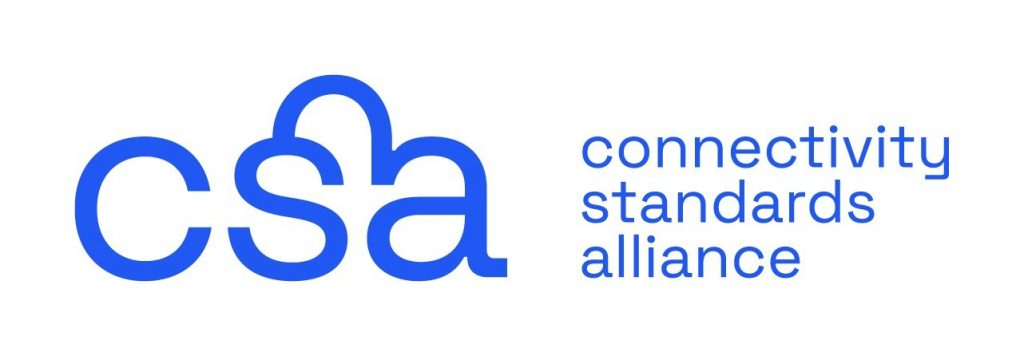 Connectivity Standards Alliance Logo May 2021