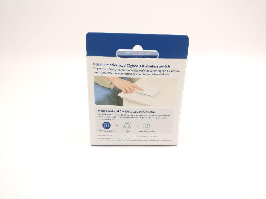Aqara Wireless Switch H1