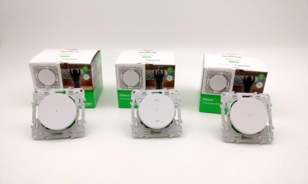 Découverte des interrupteurs Zigbee 3.0 Schneider Electric Wiser