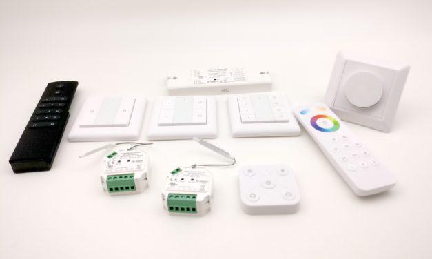 Sunricher, toute une gamme de produits Zigbee compatibles Philips Hue et Lidl Smart Home !