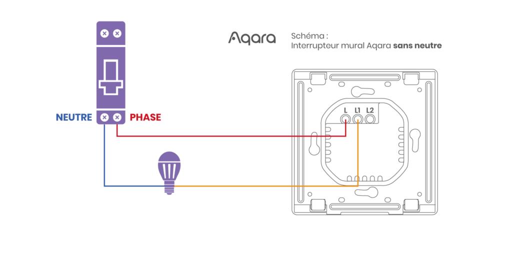 Aqara Smart Wall Switch H1 EU