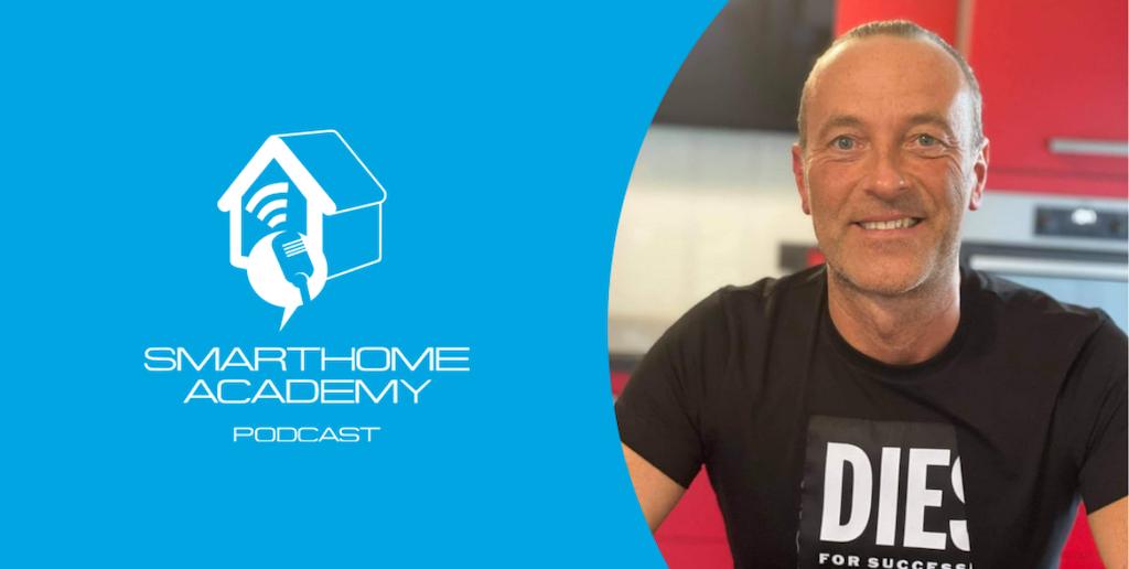 Smarthome Academy – Episode 138 : De la domotique dans une salle de cinéma privée