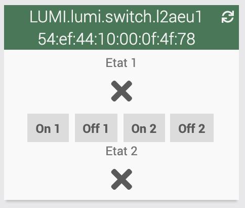 jeedom WS EUK02 dashboard