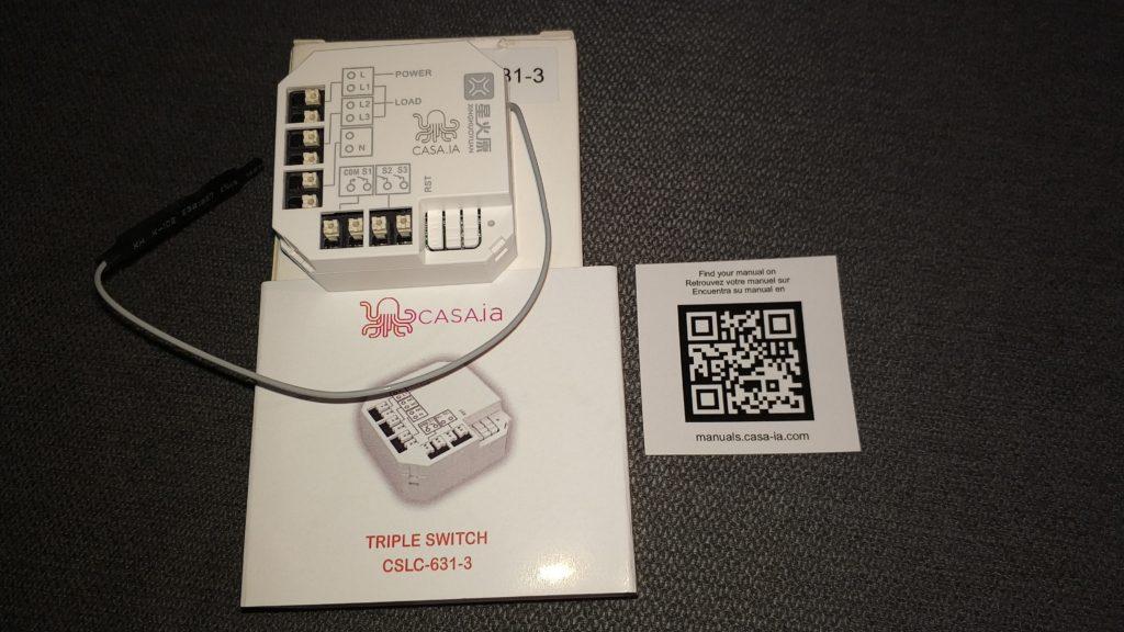 Module Zigbee Casa.IA CSLC-631-3