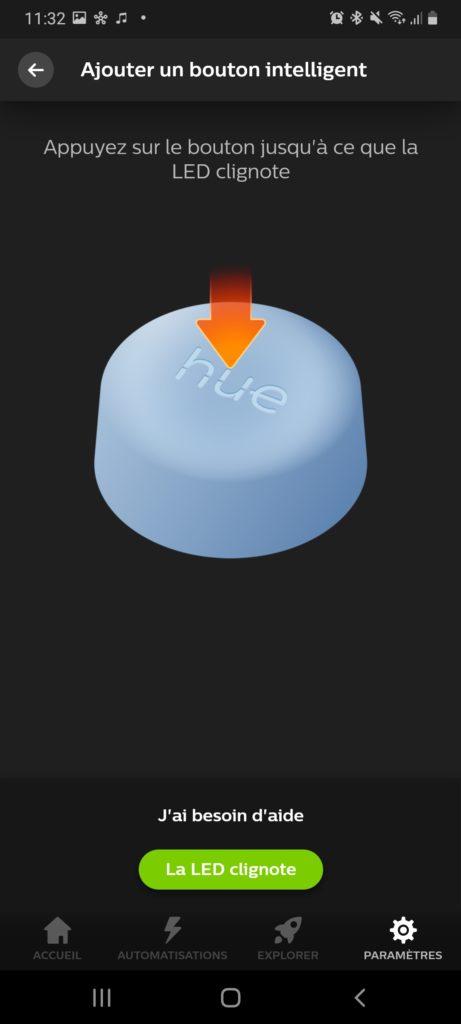 sunricher hue smart button03