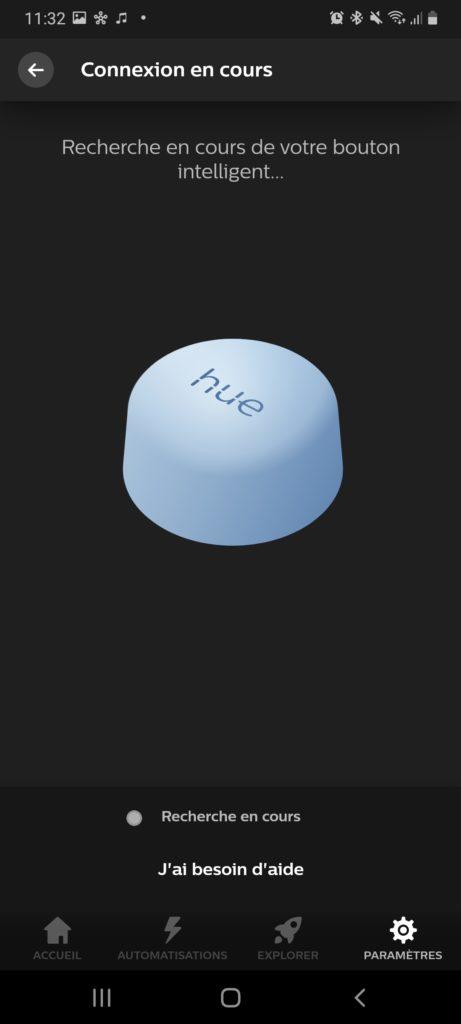 sunricher hue smart button04