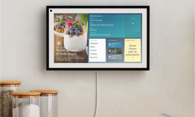 Amazon lance son Echo Show 15 et de nouveaux produits domotique
