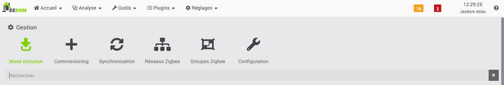 integrer dispositif zigbee jeedom domotique 5