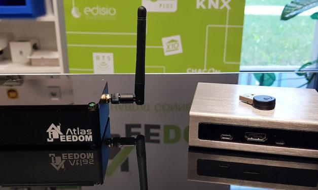 Jeedom Atlas Zigbee VS Jeedom Smart + clé Popp: qui a la meilleure portée de communication directe?